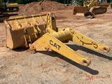 CAT 963 PUSH ARMS/TOOTH BUCKET