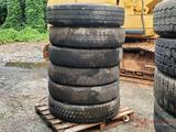 (6) USED TIRES