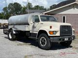 1995 FORD F-SERIES...S/A TACK TRUCK