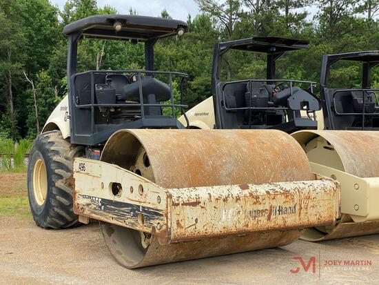 """2003 INGERSOLL RAND SD105F TF SERIES 84"""" VIBRATORY SMOOTH ROLLER"""
