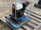 MORRISON D300 GAS POWERED PLATE COMPACTOR