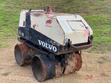 VOLVO/INGERSOLL RAND TC-13 TRENCH COMPACTOR