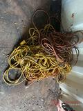 VARIOUS EXTENSION CORDS