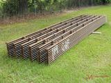 (1) 6-BAR 20FT CONTINUOUS FENCE PANEL