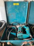 MIKITA ELECTRIC SHEAR WRENCH WITH CASE