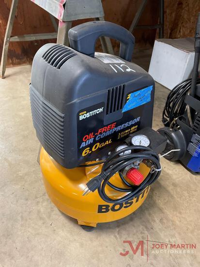 BOSTITCH ELECTRIC AIR COMPRESSOR