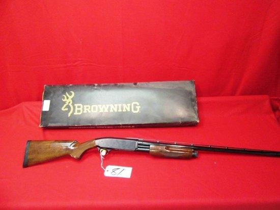 Browning, BPS, 12 ga, Shotgun