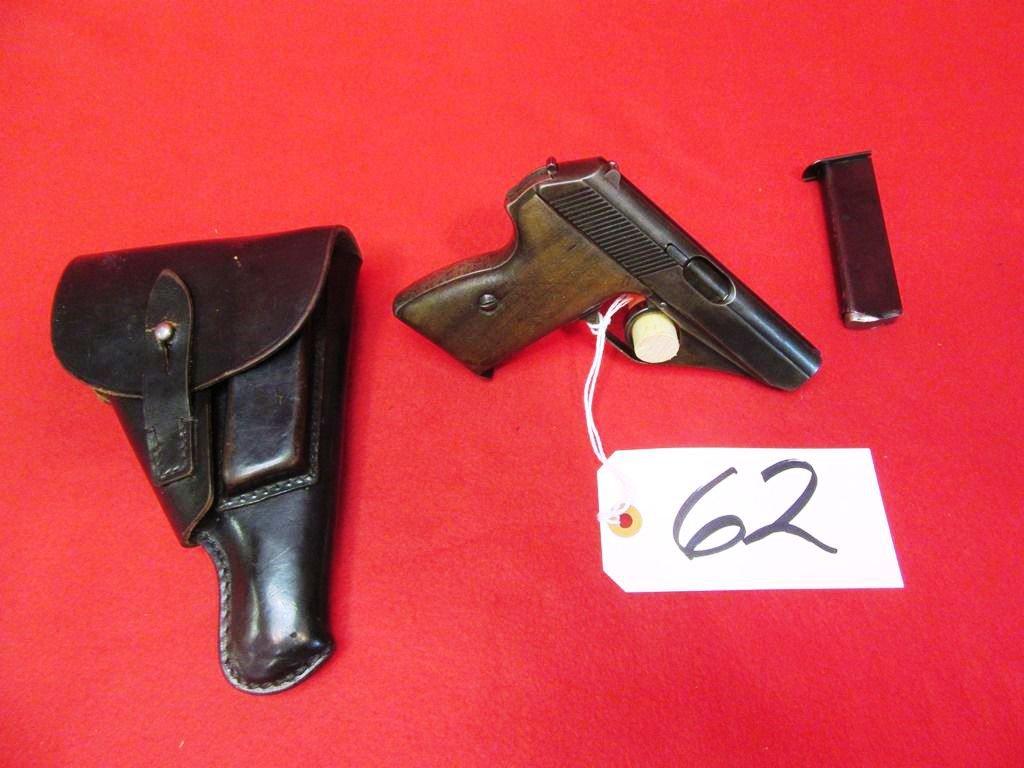 Mauser, HSC, 7.65 MM, Pistol