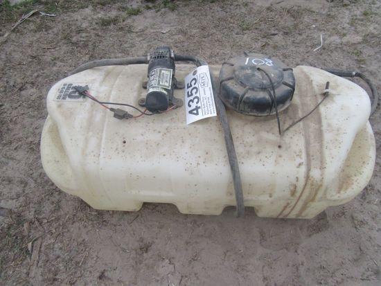(4355) Fimco 15 Gallon Poly Tank