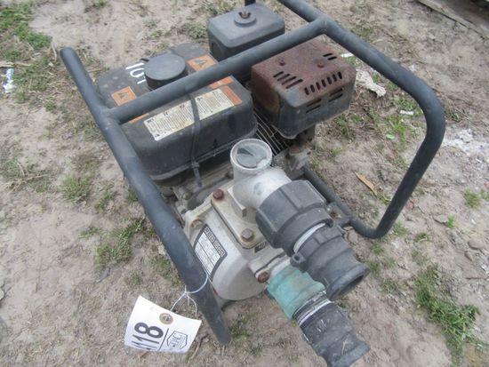 (4118) Red Lion Trash Pump