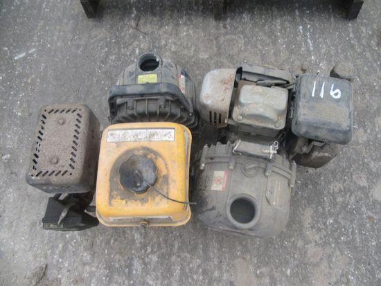 (4124) 2-- Pacer Pumps