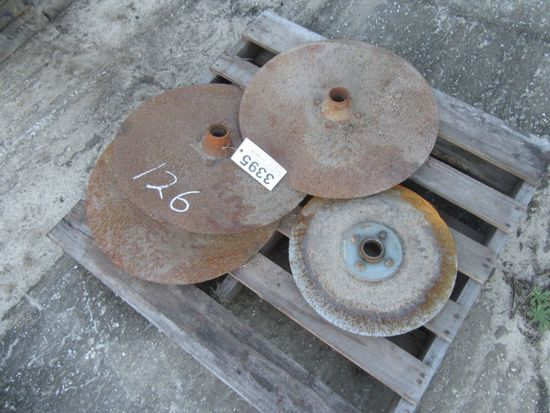 (3395)  Pallet of Stabilizer Discs
