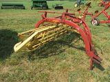(5503) New Holland 256 Side Delivery Rake