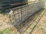 (5572) Welded Wire Fence Panels