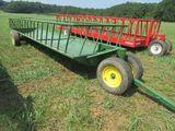 (5087) Stoltzfus Portable Hay Feeder