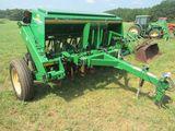 (5657) Great Plains 1006 NT Grain Drill