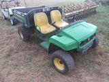 (5641) John Deere Gator TX  4x2 Kawasaki