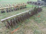 (5544) John Deere 400  16' Rolling Cultivator