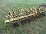 (5545) 4 Row Crop Cultivator
