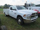 (5548) 2012 Dodge Ram 3500 Service Truck