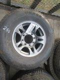 (5680) 1--ST235/80R16  Trailer Rim/Tire