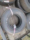 (5681) 2--7.50-15 Trailer Rims/Tires