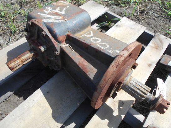 (7405) Gear Box OMINE