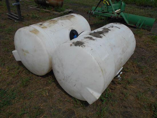 (7504) 2 Polly Tanks