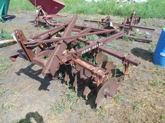 (7508) John Deere T0100 Ditch Harrow