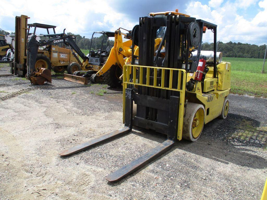 HYSTER S155XL2 FORKLIFT,