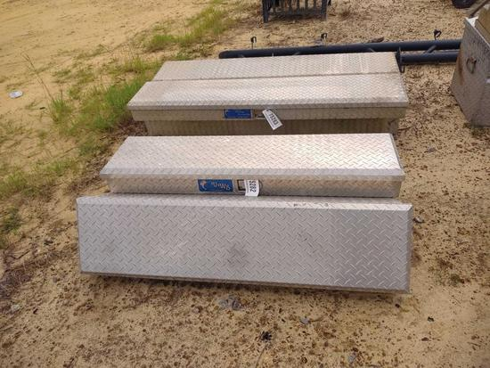 ABSOLUTE 2 SIDE MOUNT ALUM TOOL BOXES