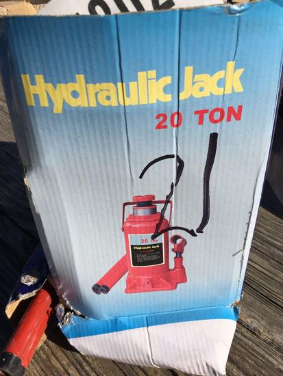 20 TON HYDRAULIC JACK