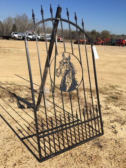 48IN HORSE HEAD GATE