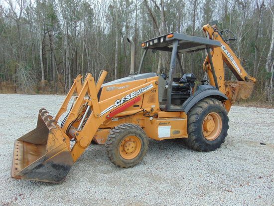 Ring 1 -  Ground Implements, Trailers & Drive Thru