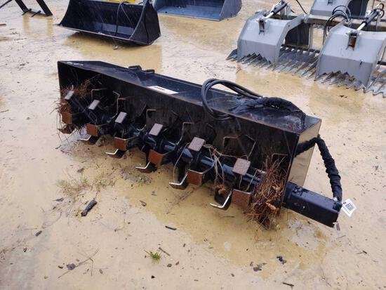 ABSOLUTE - SKID STEER WUICK ATTACH,