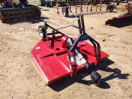 NEW - LOWERY 4' ROTARY CUTTER