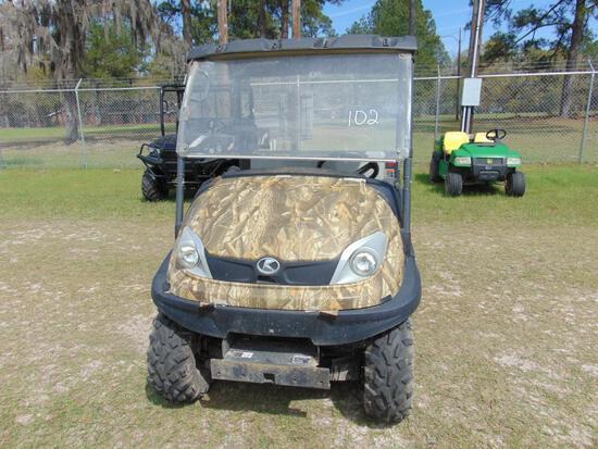 KUBOTA RTV500 4WD