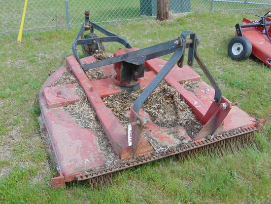 "ABSOLUTE BUSH HOG 60"" ROUND BACK ROTARY CUTTER"
