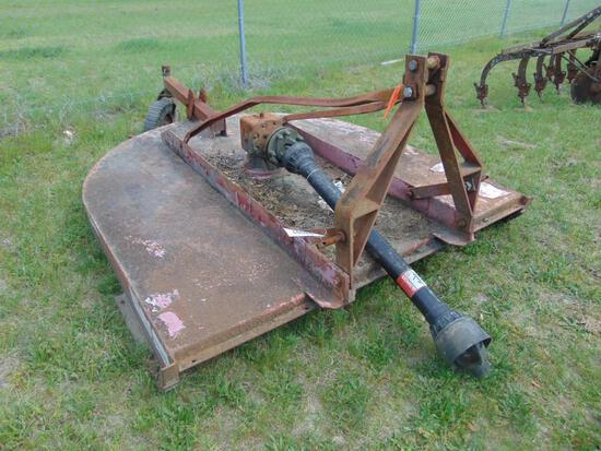 HARDEE 6FT ROTARY CUTTER