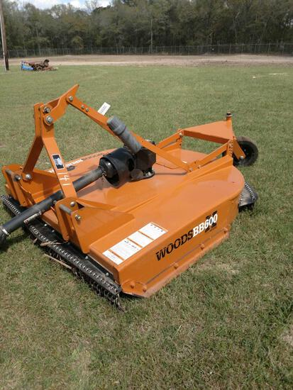 ABSOLUTE WOODS BB600 ROTARY CUTTER