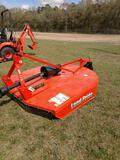 LIKE NEW LANDPRIDE RCF2072 6FT ROTARY CUTTER