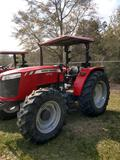 MF 4710 4WD TRACTOR