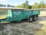 TOW-RITE 7FT X 14FT DUMP TRAILER
