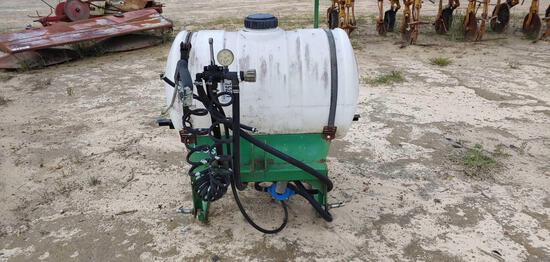 55 - GALLON BOOM SPRAYER
