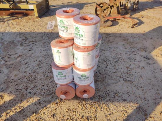 ABSOLUTE 14 ROLL 20000/110 CLOVER BALER TWINE