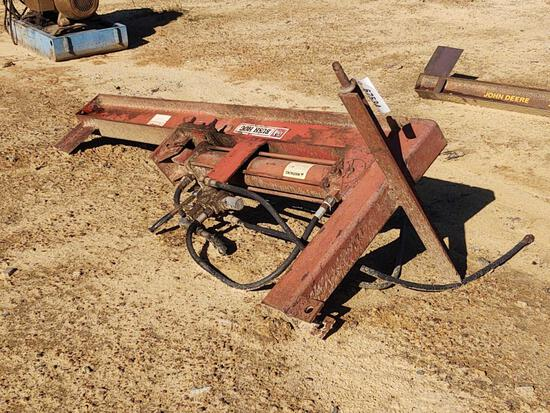 1125- BUSH HOG 3 PT. HITCH LOG SPLITTER