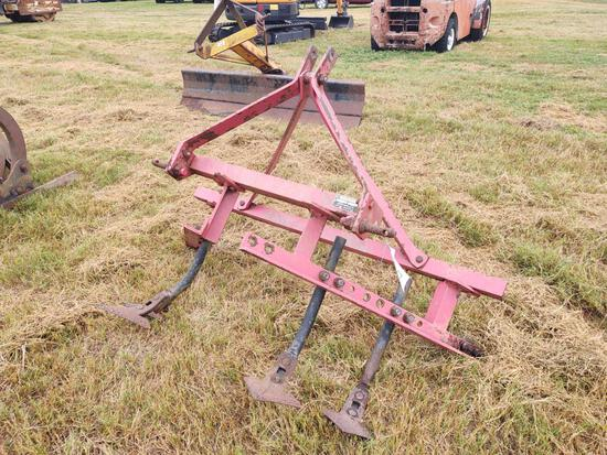 107 - 3 PT HITCH 1 ROW CULTIVATOR