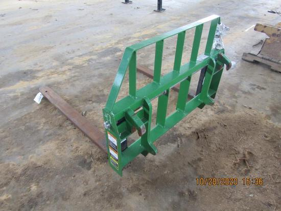 FRONTIER QUICK ATTACH PALLET FORKS