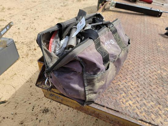 ABSOLUTE - BAG OF MISC. TOOLS