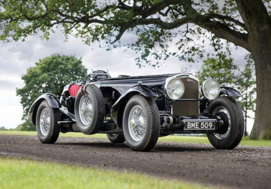 Bentley 3½ litre Roadster 'The Ian Pitney Special'